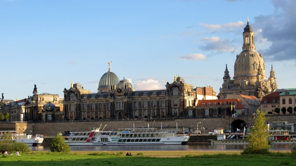 Ansicht Dresden
